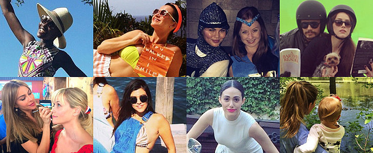 Stars Look Ready For Summer in This Week's Cutest Candids