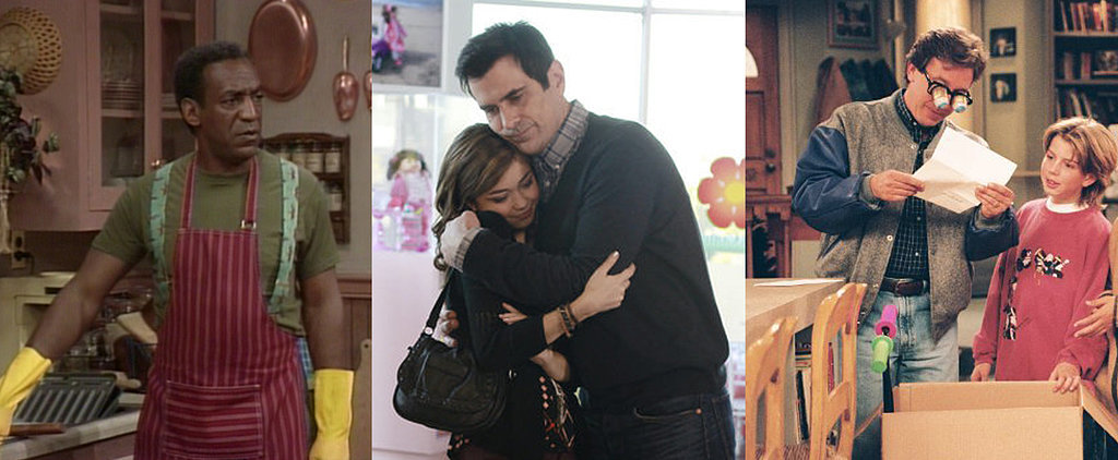 13 TV Dads Who Inspire Us to be Great Parents