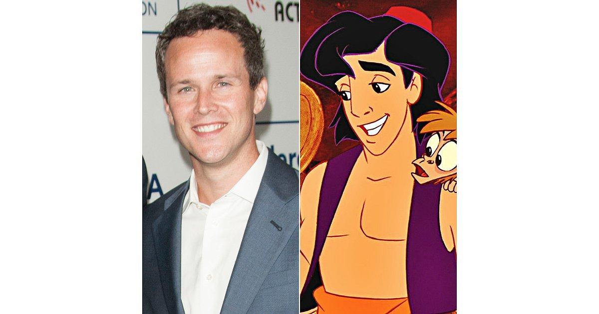 Scott Weinger Aladdin Scott Weinger Aladdin in