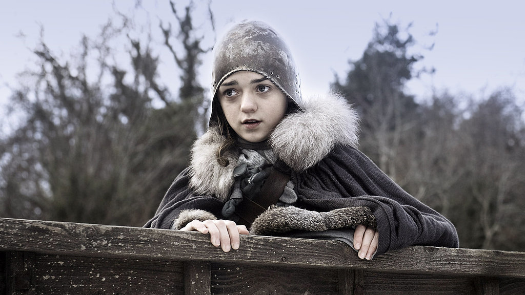 Arya Stark, Season One