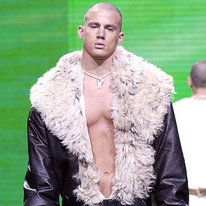 Photos Of Channing Tatum Modelling On The Runway