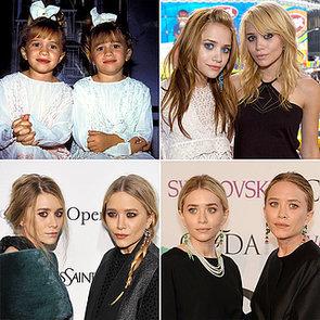Mary-Kate and Ashley Olsen Hair