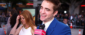 "Robert Pattinson: ""I Could Probably Live in Trash Quite Easily"""