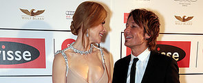 Nicole and Keith Shine at the Celebrate Life Everyday Ball