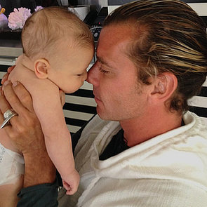 Celebrity Instagram Pictures From Father's Day 2014