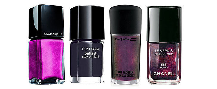 After Dark: Night-Time Nail Colours to Try Right Now