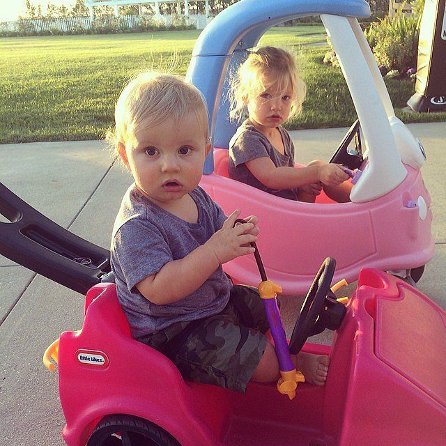 Jessica Simpson Shares the Sweetest Family Snaps