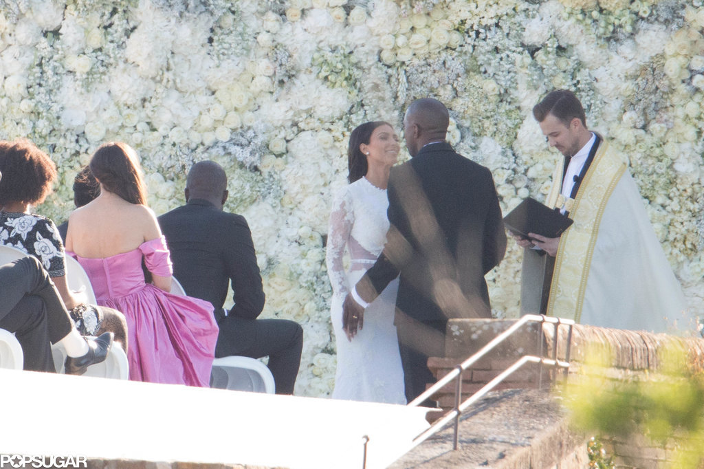 Relive the Excitement of Kim and Kanye's Stunning 2014 Wedding!