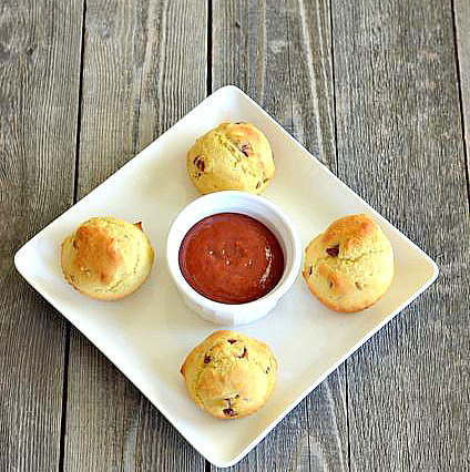 Corn-Dog Muffins
