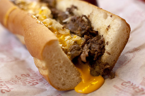 Pennsylvania: Philly Cheesesteaks