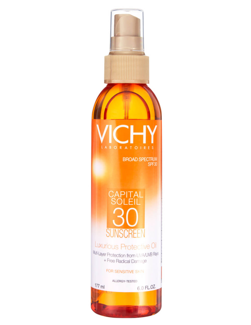 Vichy Luxurious Protective Oil SPF 30