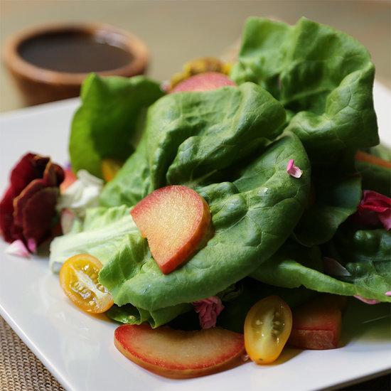 Easy Pluot Salad Recipe