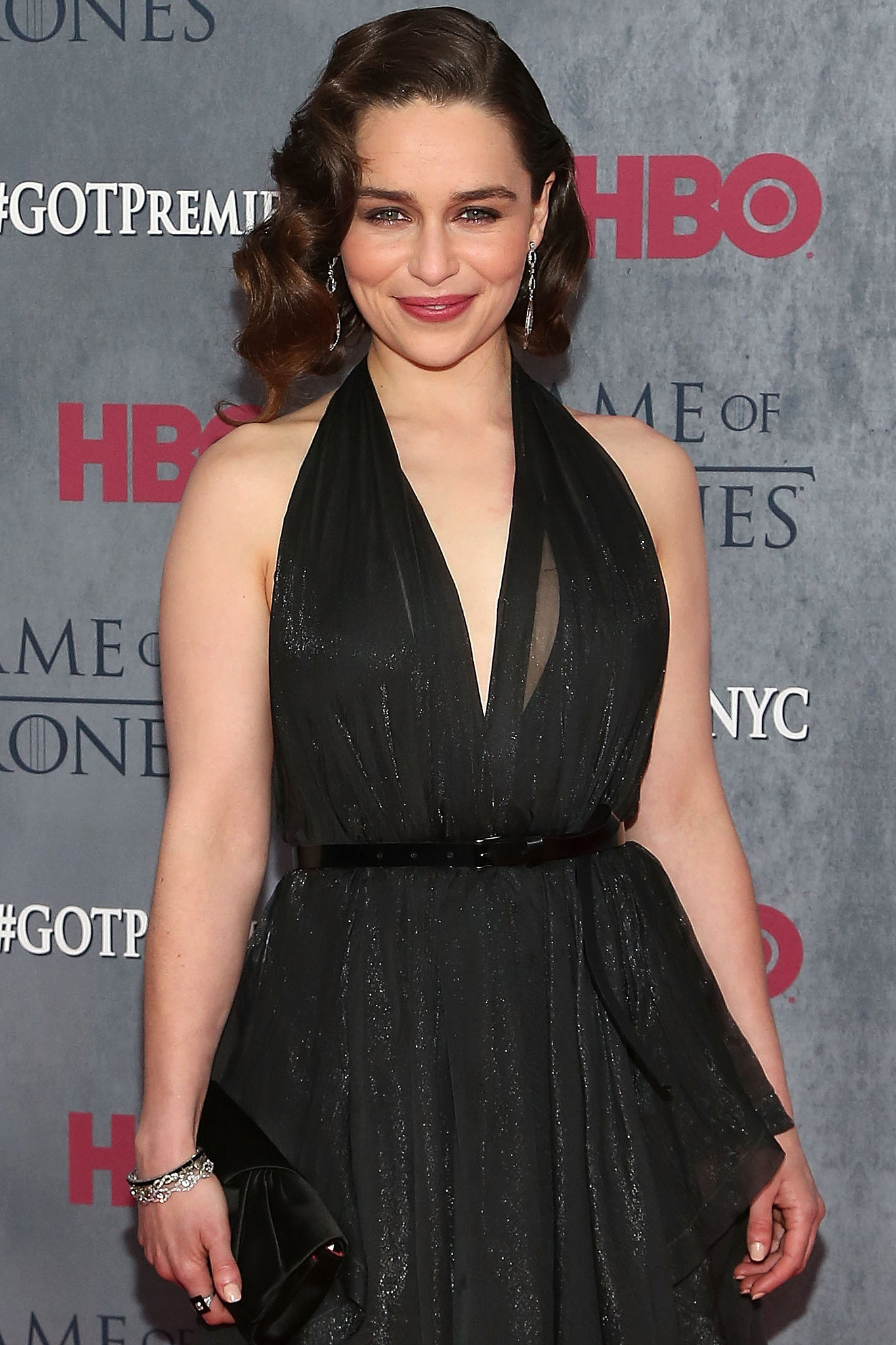 Emilia Clarke will star in Voice From the Stone, an indie thriller set in the 1950s.