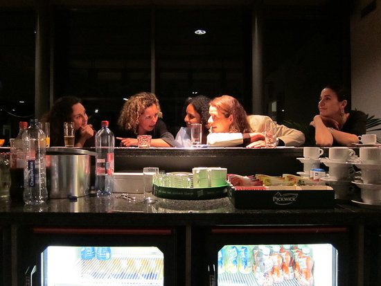13 Things Overheard at Moms' Night Out