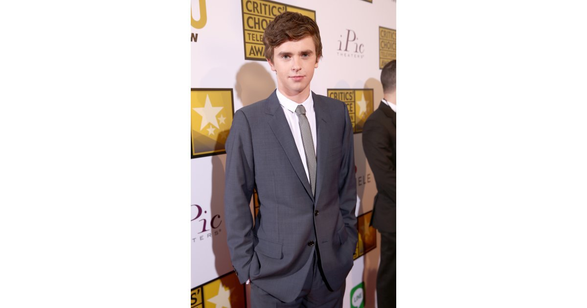 Freddie highmore all the stars smiles and wins from for Freddie highmore movies and tv shows