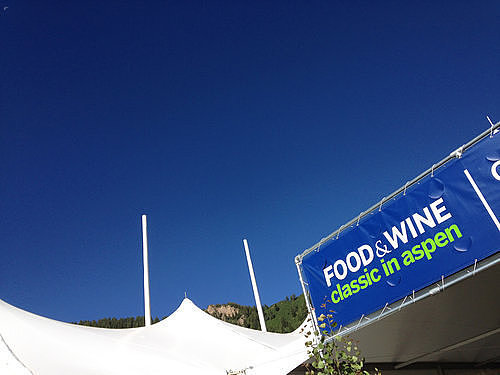 Live From the Eater Lounge at Aspen Food & Wine