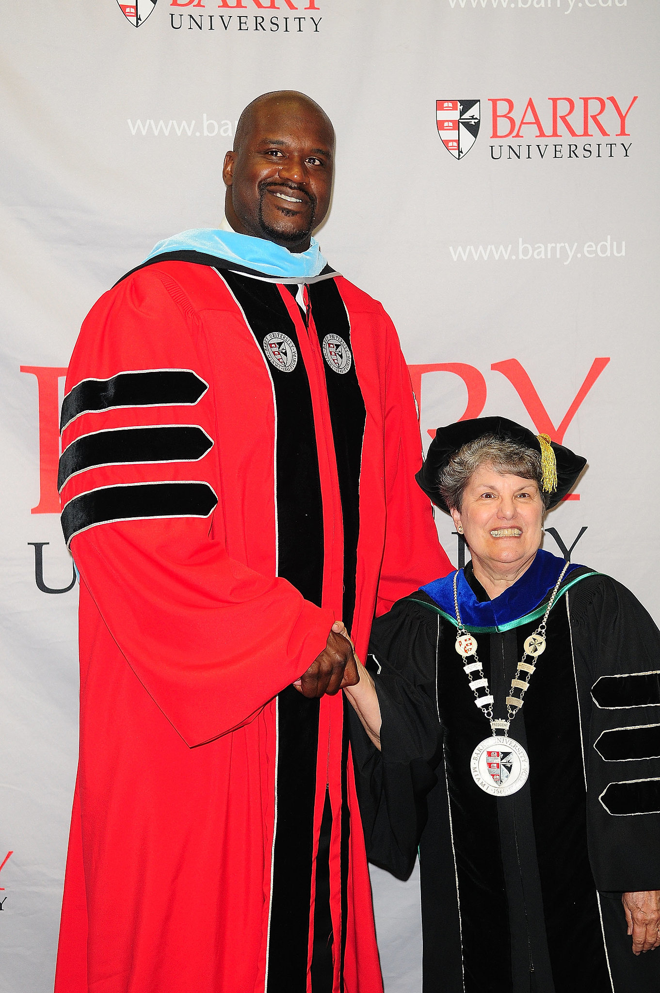 Shaquille o neal dissertation