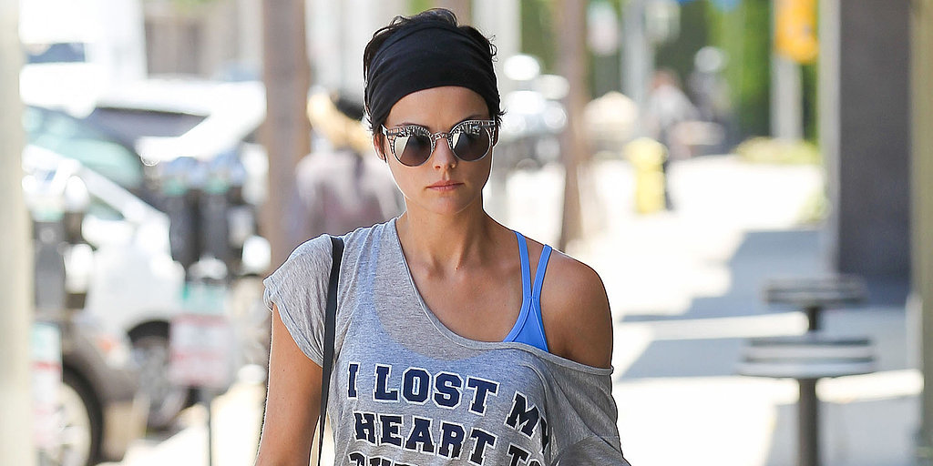 All the Celebrity Starlets That Made Time For Sunny Workouts