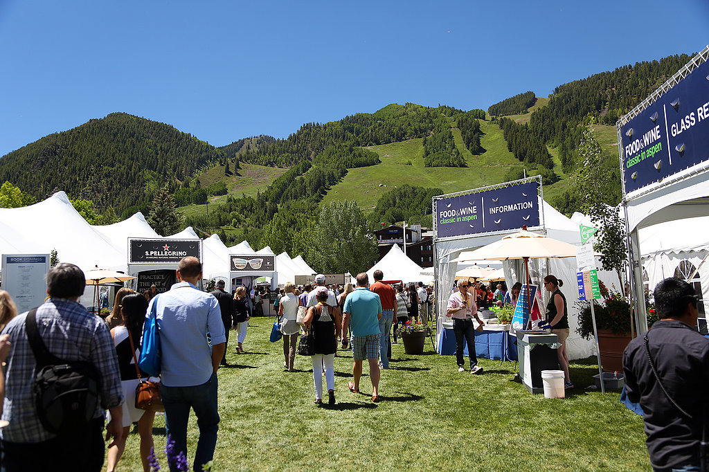Friday: Grand Tasting Tents