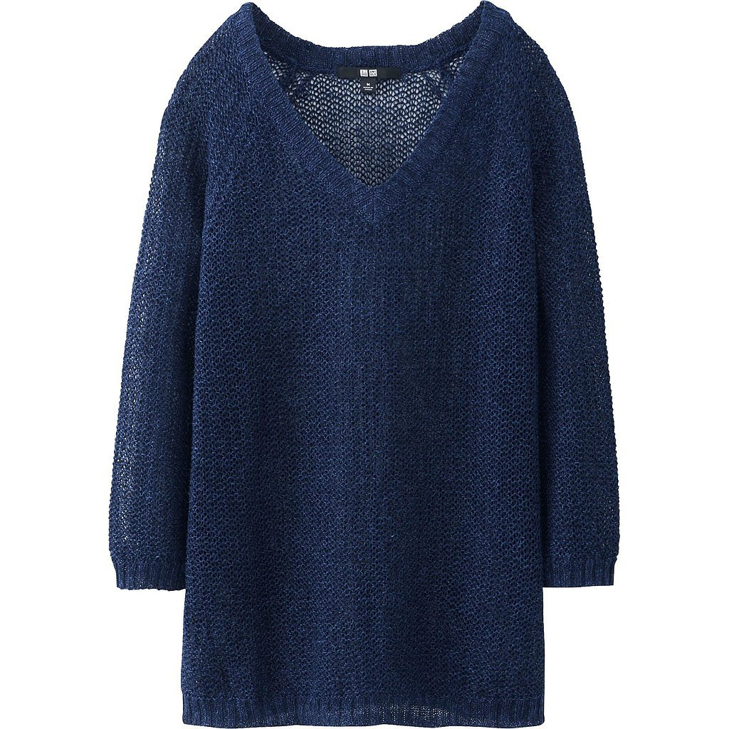 Uniqlo Linen Sweater