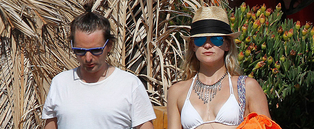 Kate Hudson Unleashes Her Bikini Body on Ibiza