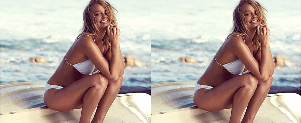 Lara Bingle Worthington's Refreshingly Healthy Outlook on Life