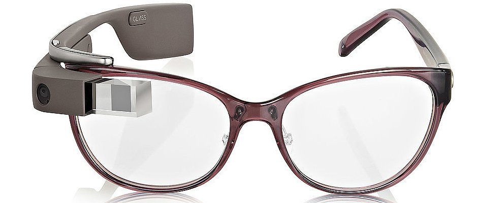 Diane von Furstenberg Google Glass Frames Are Surprisingly Chic