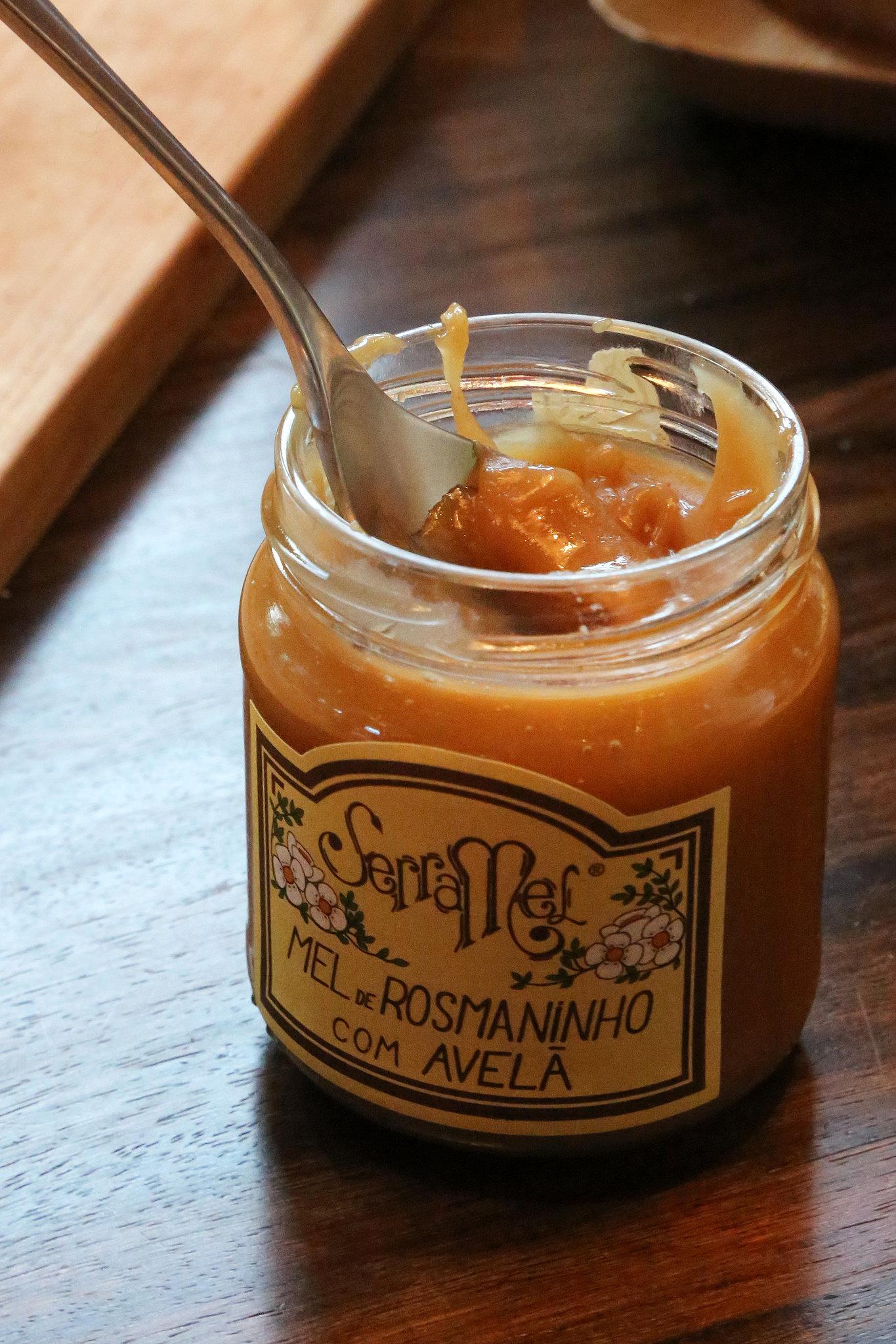 Serramel Hazelnut Honey