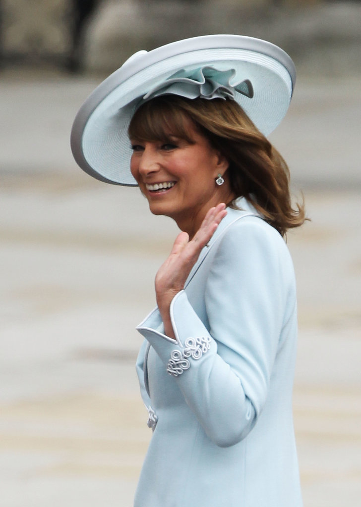 Real Carole Middleton