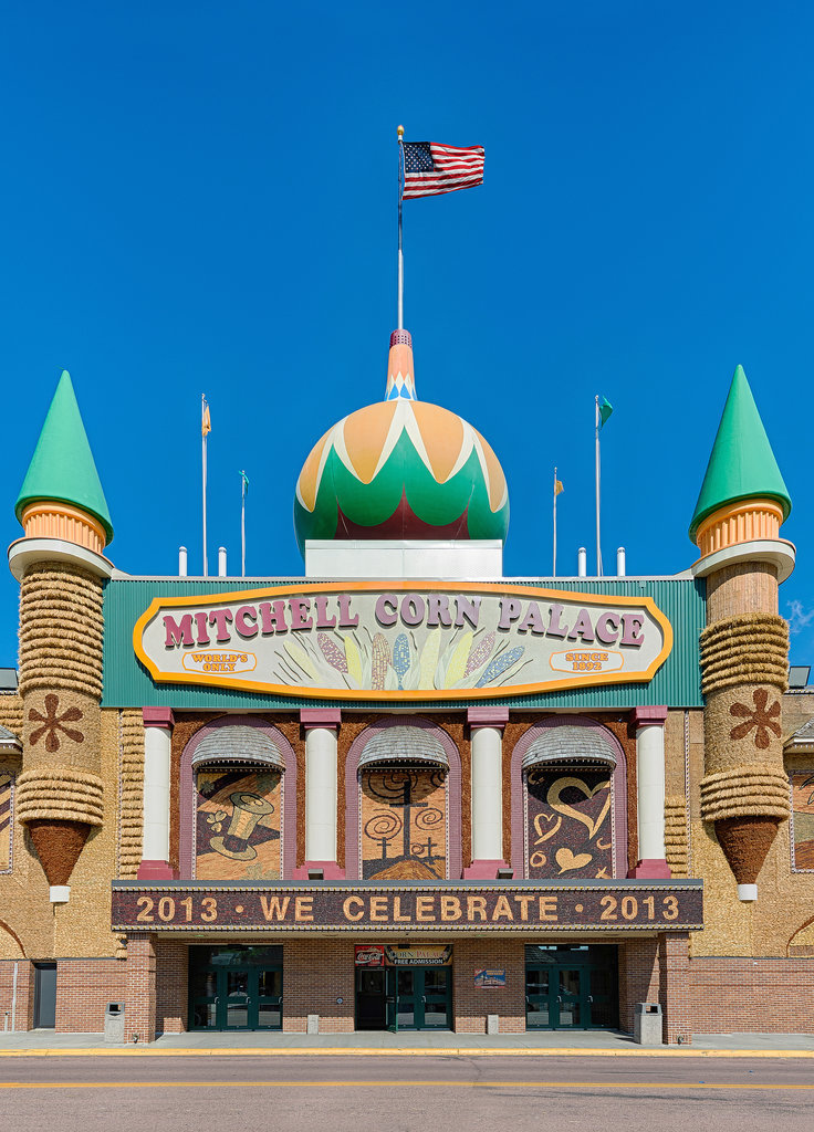 The Corn Palace