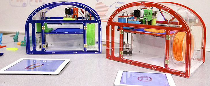 A 3D Printer For Toys? It's Closer to Reality Than You Think