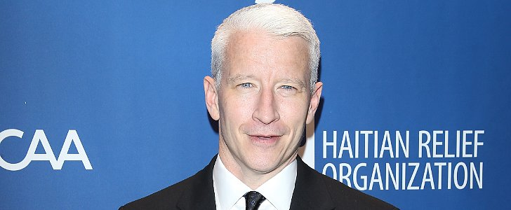 "Anderson Cooper Can't Keep a Straight Face While Saying ""Vagina"""