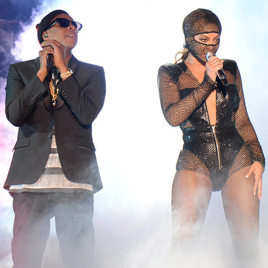 There's No Running From Style For Beyoncé and Jay Z