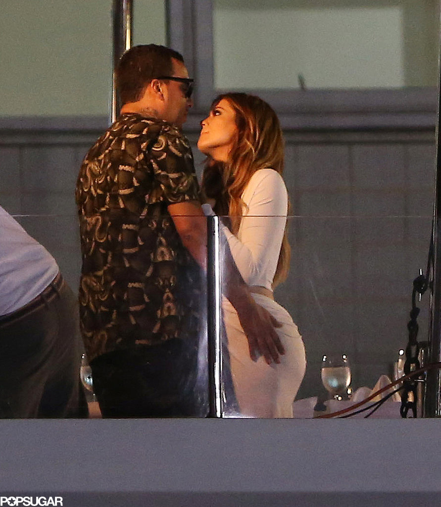 Khloé Kardashian Gets Romantic With Her Man During a Birthday Boat Ride
