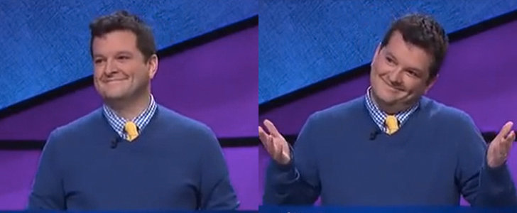 This Guy's Tongue-in-Cheek Jeopardy Response Is Pretty Perfect