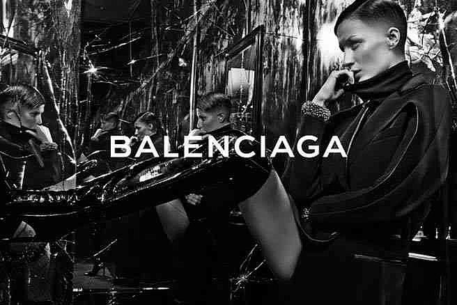 Gisele Bündchen For Balenciaga
