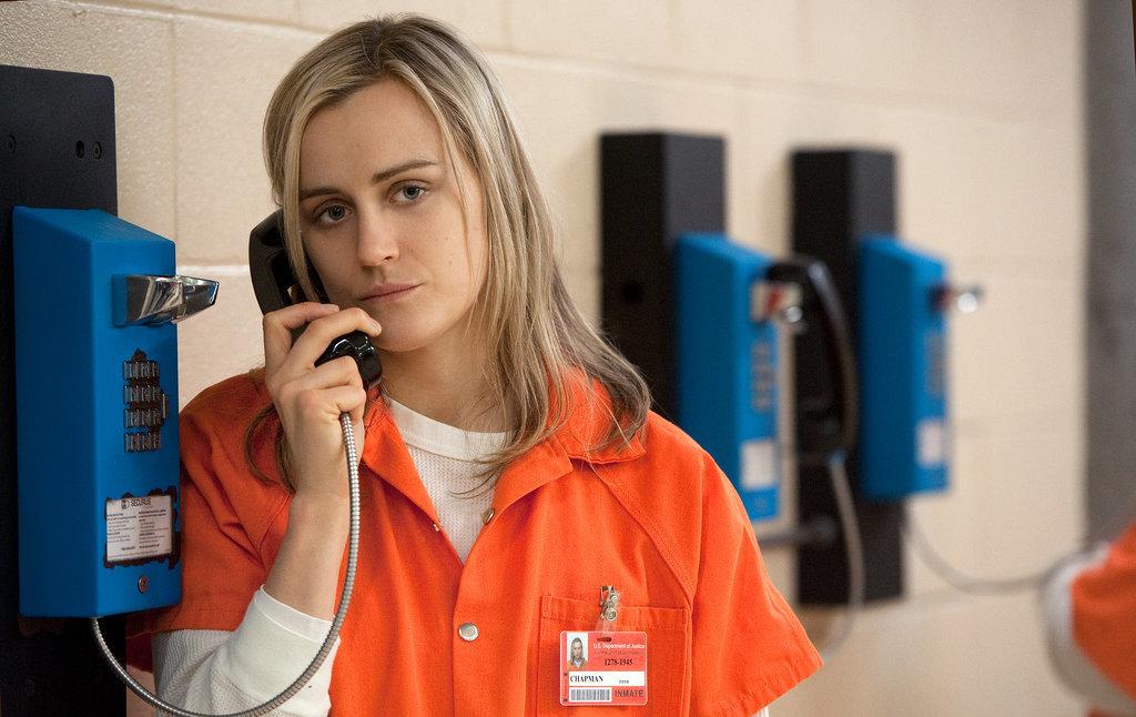 Happiest Return to Prison: Orange Is the New Black