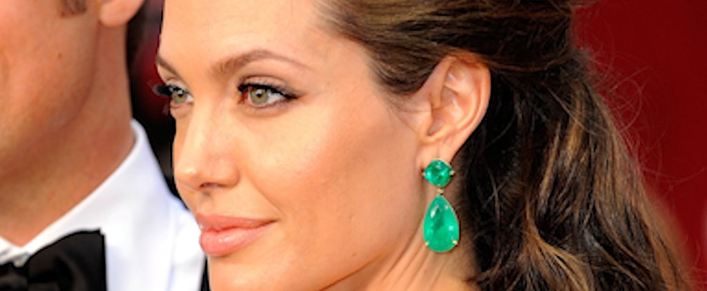 Angelina Wears Black Like No One Else — Today on POPSUGAR Live!