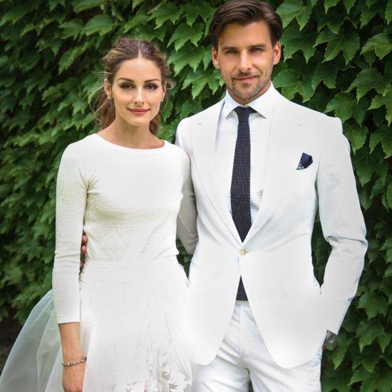 Oliva palermo und johannes huebl haben geheiratet