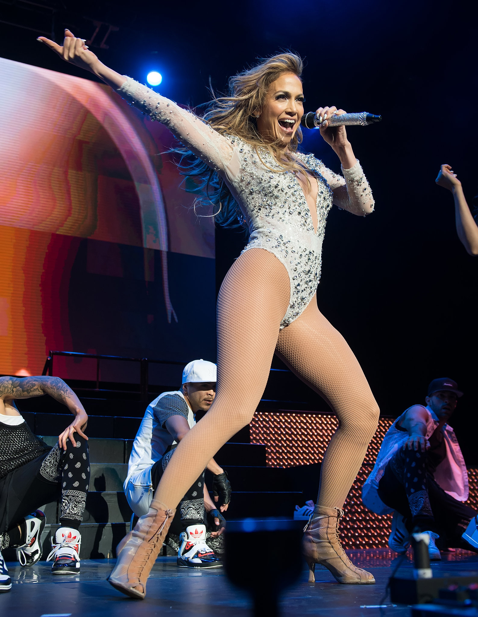 Wait, How Old Is Jennifer Lopez Again?