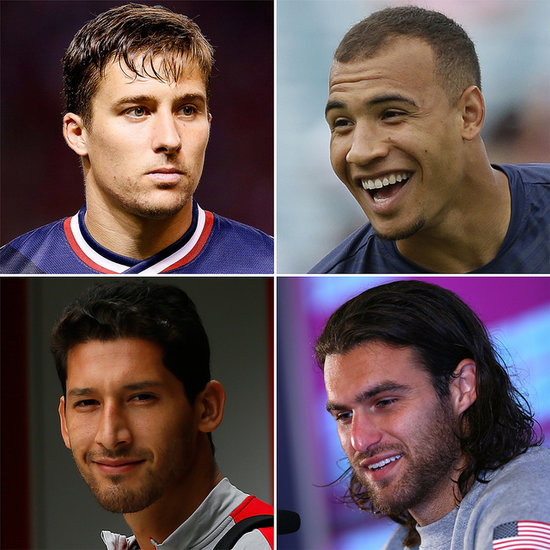 Meet the Soccer Studs Playing For the USA