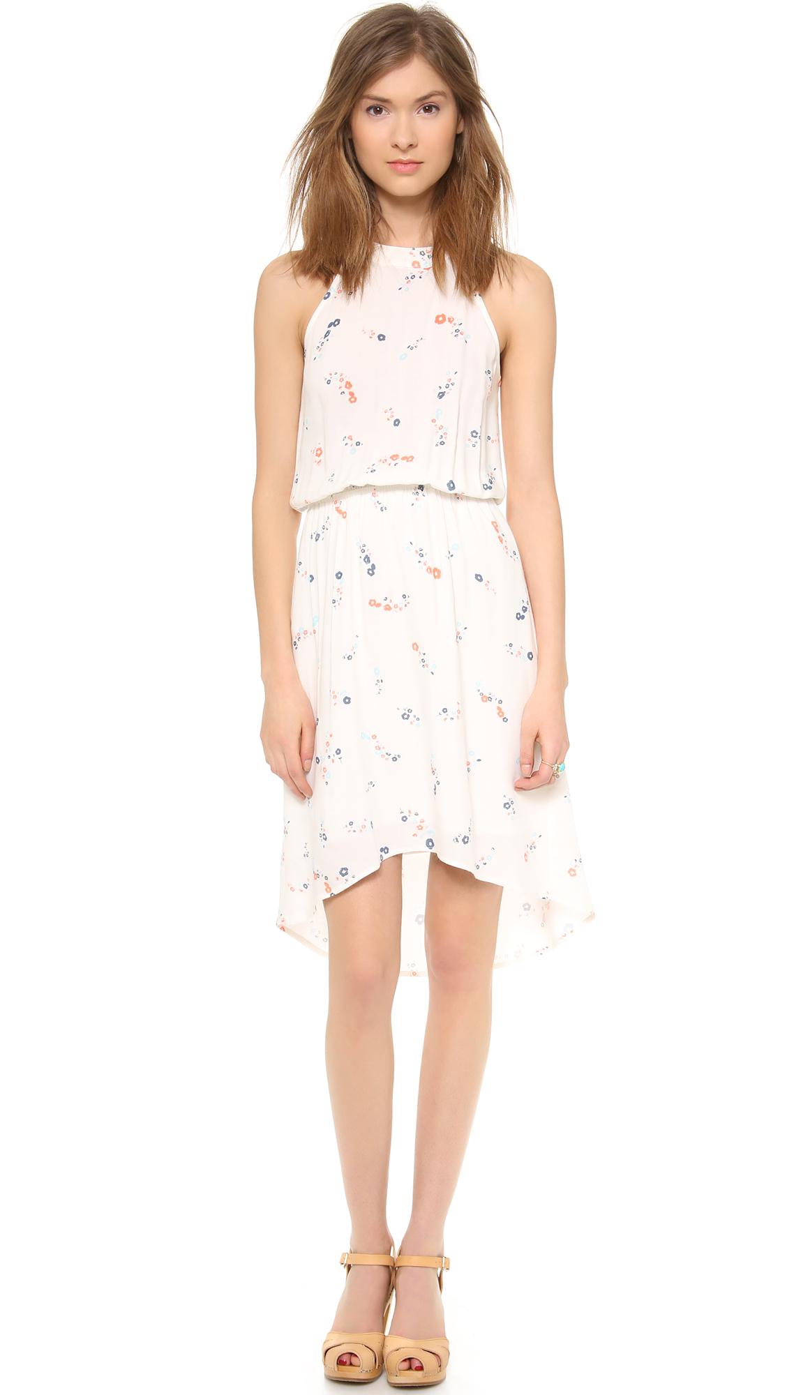 Splendid Printed Dress