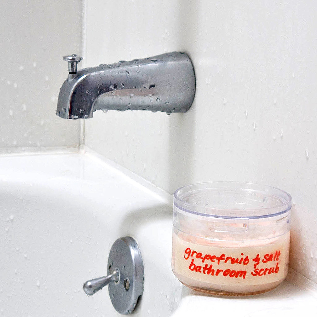 Grapefruit Bathroom Scrub
