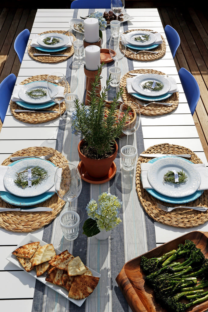 Mediterranean Tablescape
