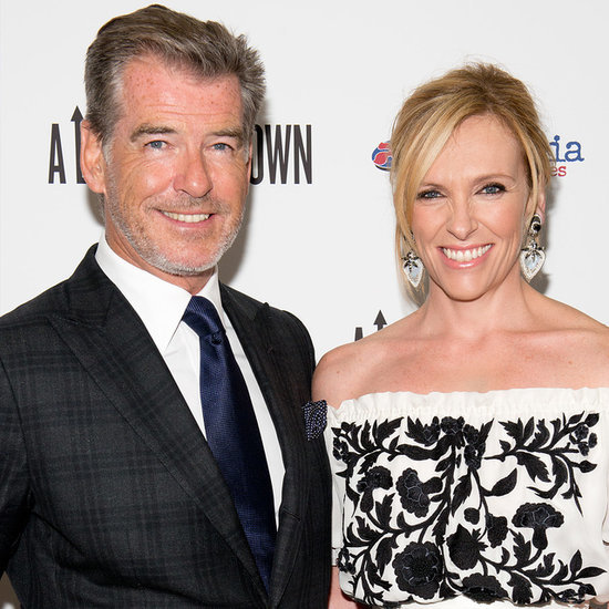 A Long Way Down Interview With Pierce Brosnan, Toni Collette