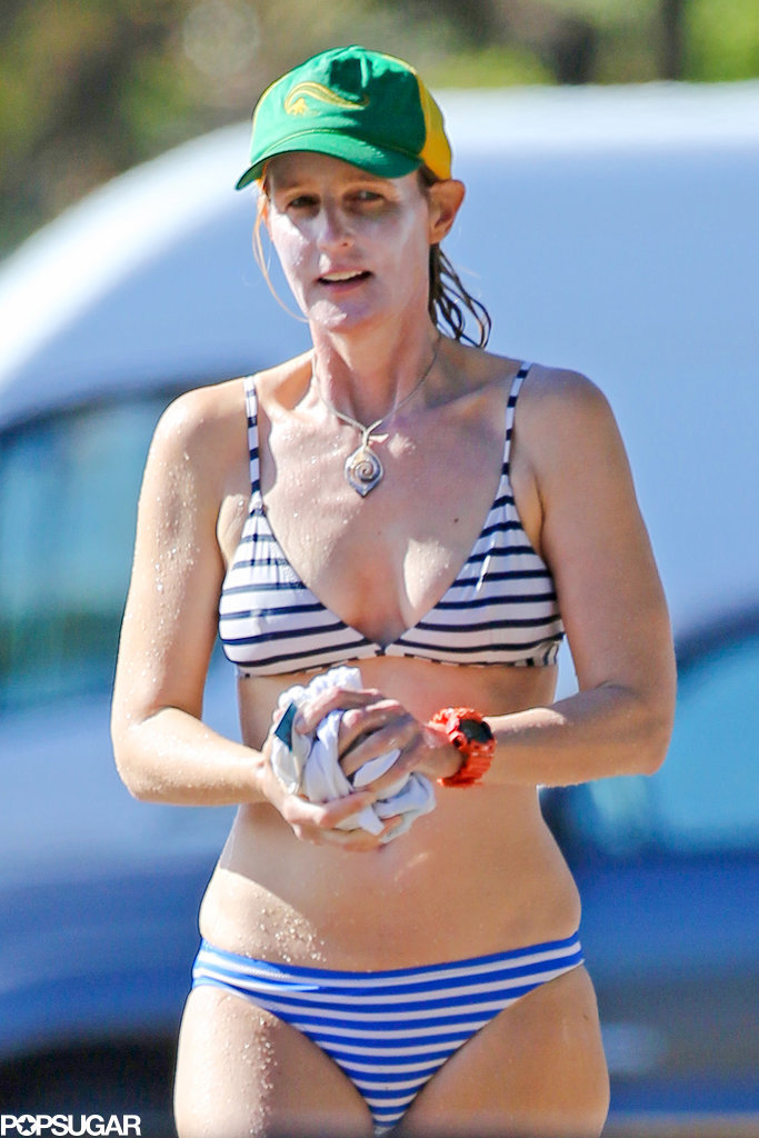 Helen Hunt's Bikini Body Will Make You Do a Double Take