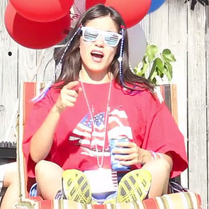 """Rosa G's """"Fourth of July"""" Music Video 2014"""