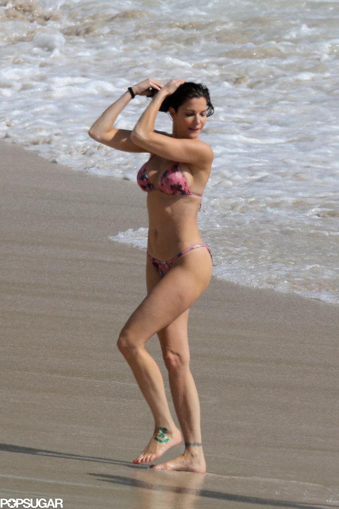 Sexy stephanie seymour bikini all logical