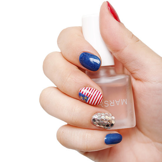 Every Fourth of July Nail Art Look You Could Possibly Want to DIY