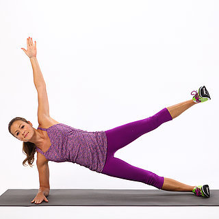 Flat-Belly Challenge: Plenty of Planks Plus a Make-Ahead Breakfast